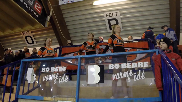 Frisk Asker - Vålerenga Hockey (2.3.14)