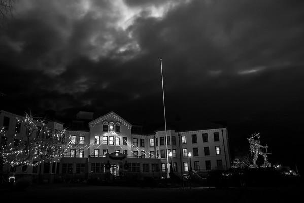 Sitka by Night