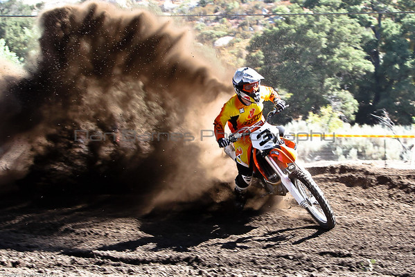 Marty Smith MX Track 08/25/12
