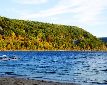Devil's Lake State Park Wisconsin