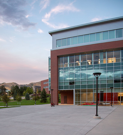 Garff Building Building University of Utah