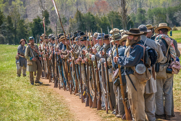 Civil War End Sesquicentennial, Appomattox, VA