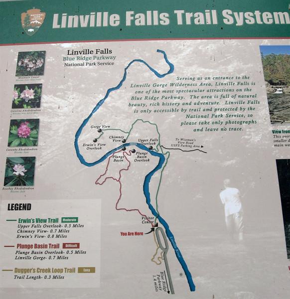 Linville Falls Trailhead
