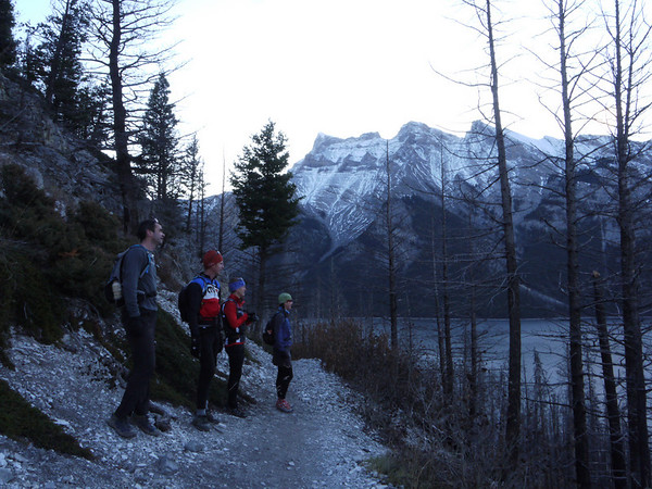 Minnewanka to Ghost Trail Run