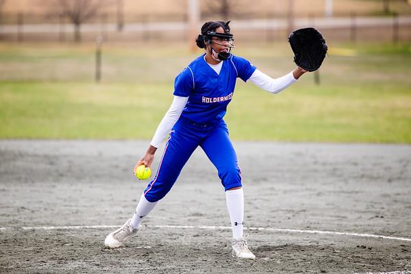 Varsity Softball vs. KUA   April 17