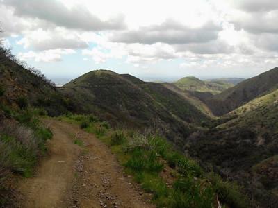 Santiago Truck Trail / Luge April 2009