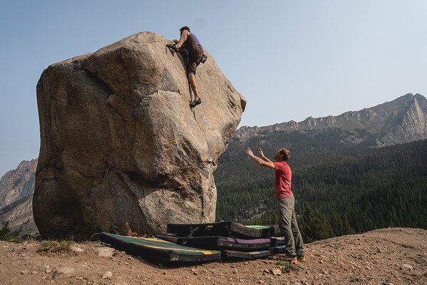 This is Grizzly Country | Climbing Magazine