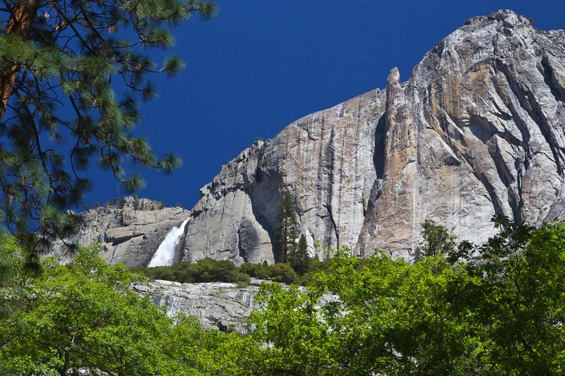 YOS-150428-0002 Upper Yosemite Falls