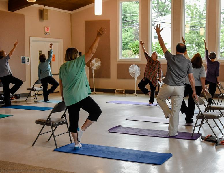 OASIS Gentle Yoga
