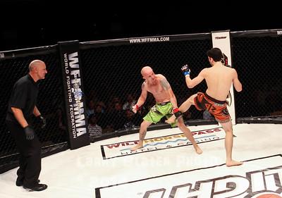 WFF MMA 25 November 7, 2015