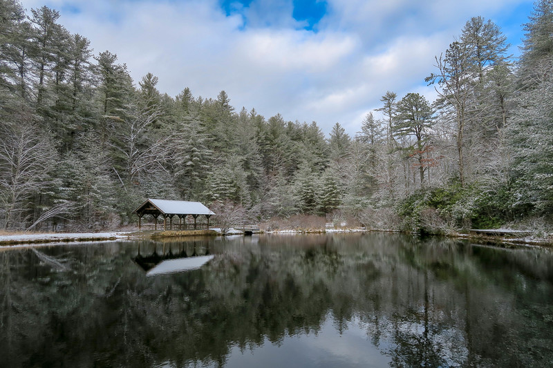 DuPont State Forest - Ridgeline/Hooker Creek Loop  (5.7 miles; d=7.00)