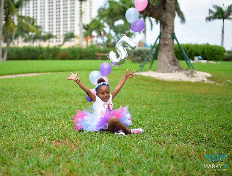 Lakeisha Barr Baby 5th birthday