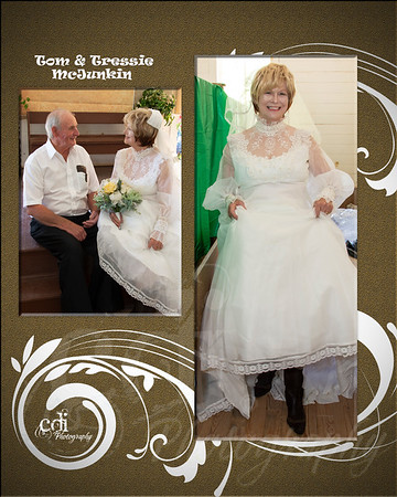 Tressie and Tom McJunkin Vow Renewal