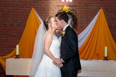 Kaitlin and Jarrod - Wedding