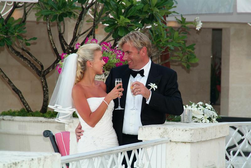 Sandy Lane Hotel Wedding