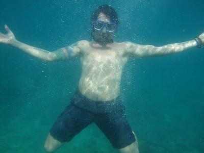Snorkeling on Wa Ale