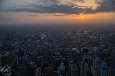 Illinois, mostly Chicago