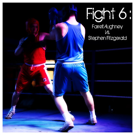Fight 6 - Farrell Aughney vs Stephen Fitzgerald