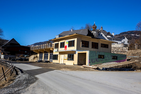 Ruesthaus Feistritz