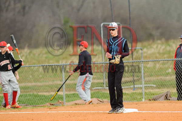 03-13-19 Central Davidson Middle vs Oak Grove Gm 1