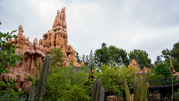 Disneyland Resort, Disneyland, Big, Thunder, Mountain, Railroad