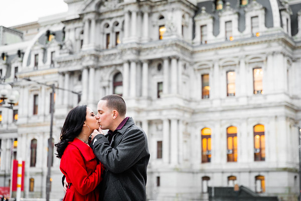 Hillary + Doug | Philadelphia City Hall