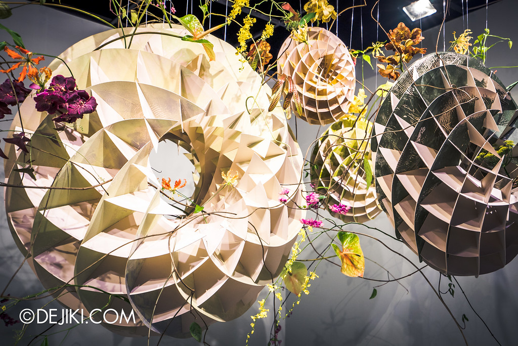 Singapore Garden Festival 2016 - Floral Windows to the World 7 wheels
