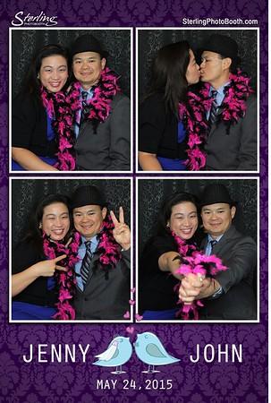Jenny & John's Wedding