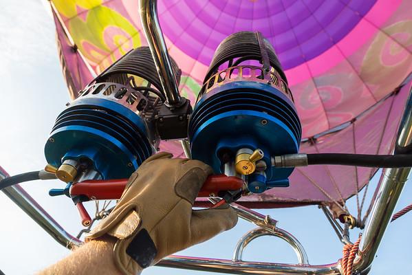 2016 Hudson Balloon Festival