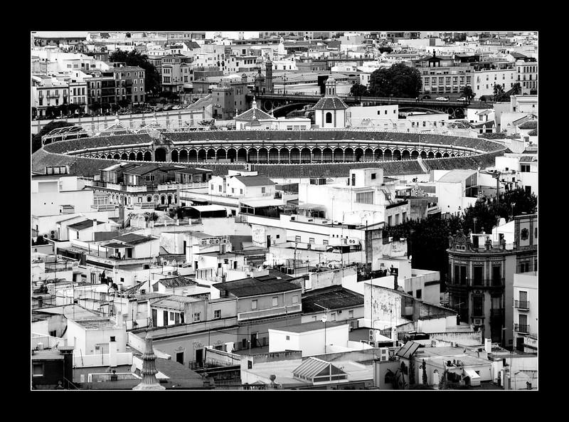 Plaza de Toros, Seville