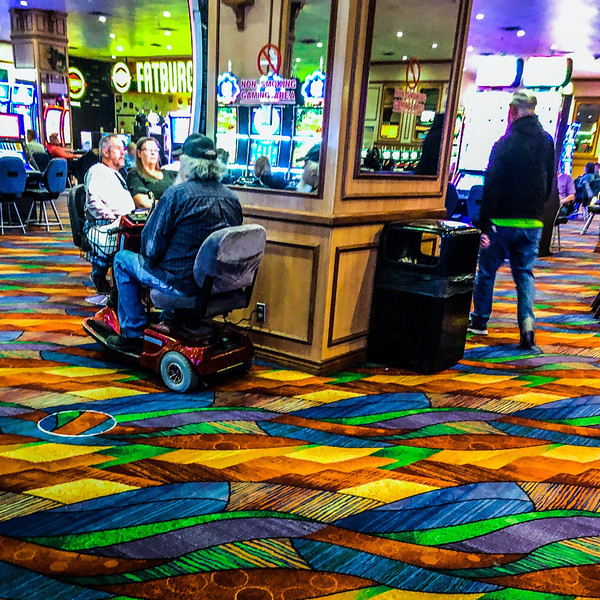 More Scooters at Don Lauglhlin's Casino
