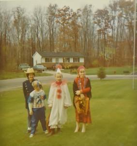 1970 Halloween