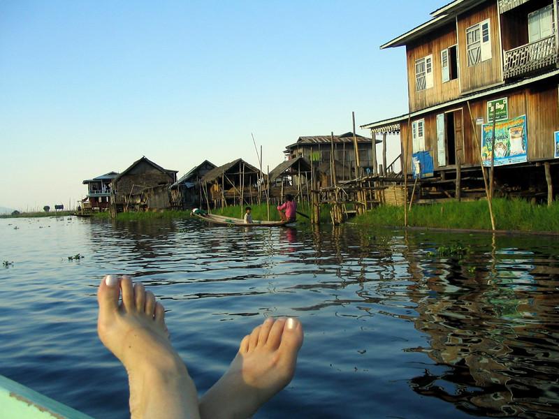 Inle Lake: Myanmar, February 2006
