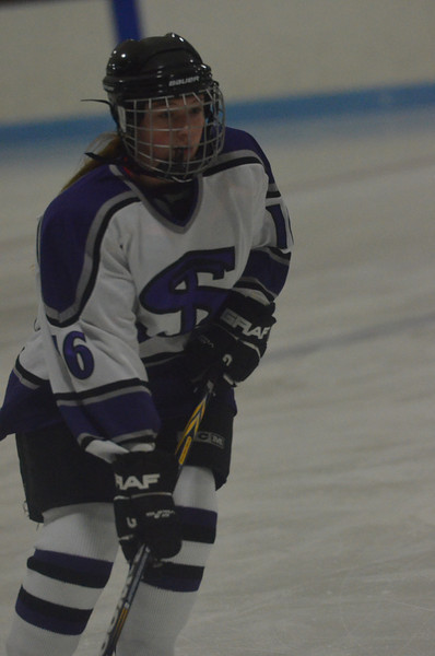 Shawsheen Tech Girls Hockey Team 2013-2014 Season