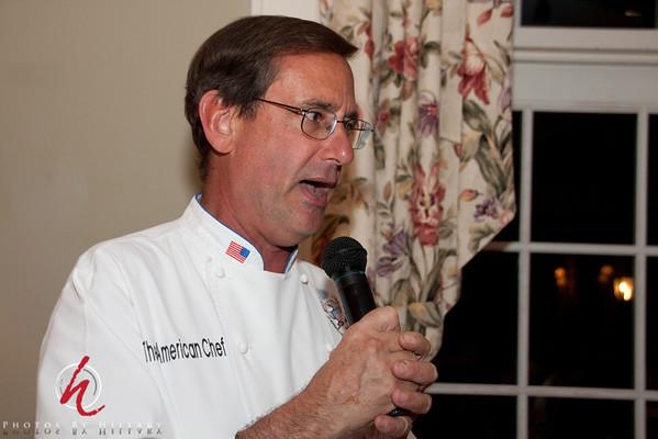 2012 Taste of the White House - Chef Walter Scheib