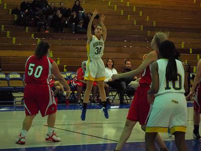 Girls Basketball 1/10/14