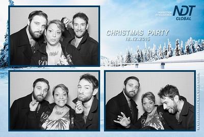 NDT Weihnachtsfeier 2015