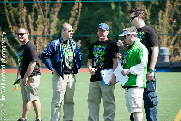 Seattle Mist tryouts 4-7-12