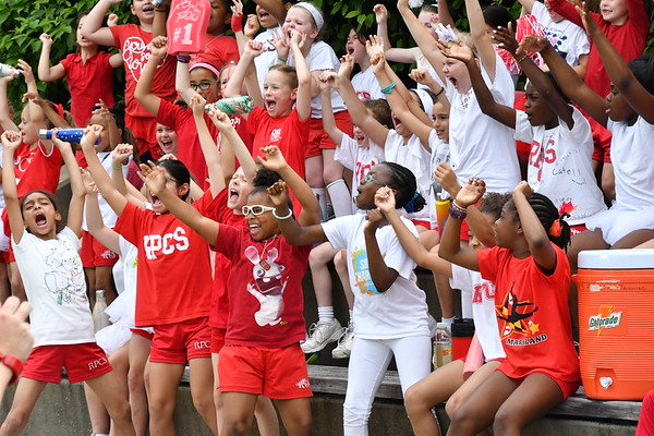 Lower School Field Day 2018