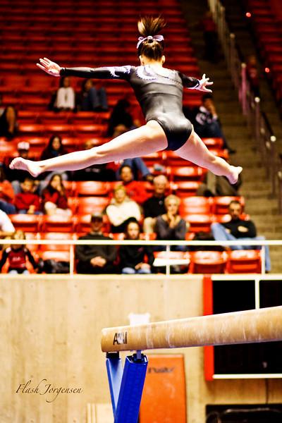 Red Rocks Utah Gymnastics Opener