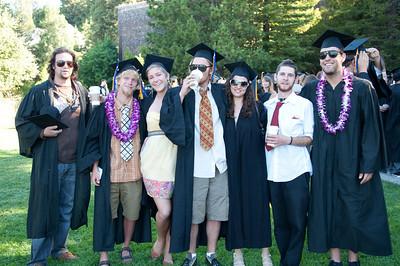 K. Koval Family and Graduation