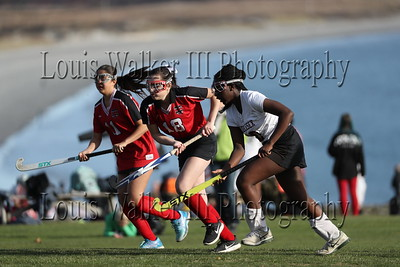 Field Hockey Middlesex at St George's on Novemeber 12, 2016