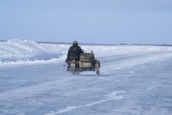 Ice Roads and Tuk