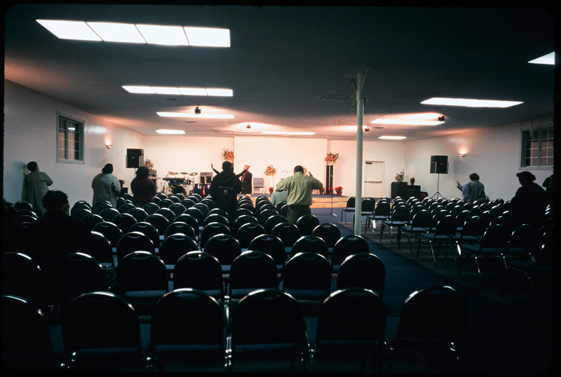 More churches, Los Angeles, 2004