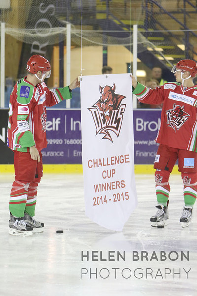 Cardiff Devils vs Dundee Stars 03-10-15