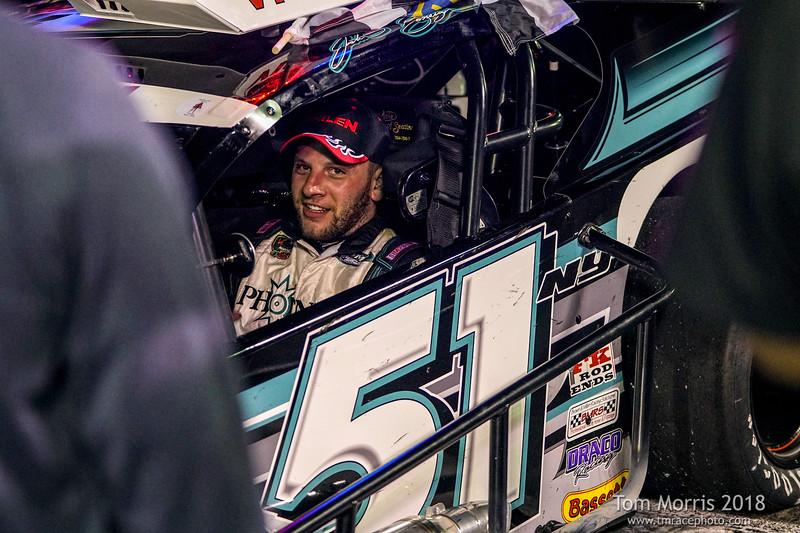 NASCAR Whelen Modified Tour Seekonk 150 6/2/18