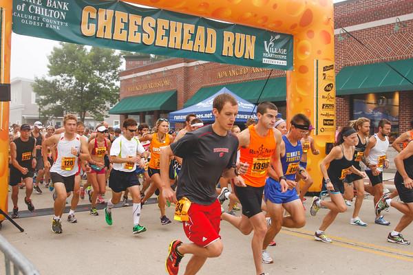Cheesehead Run 2014