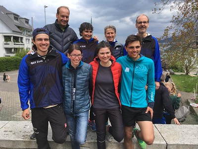 2. Nationaler, Sprint in Richterswil, 12.Mai 2019
