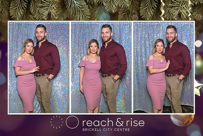 Reach & Rice Holiday Party 2019