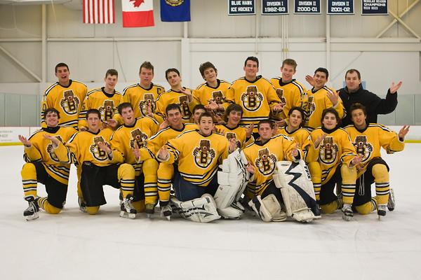 10/26/08 - Fall Beantown Classic Finals - Little Bruins vs. Cleveland Barons